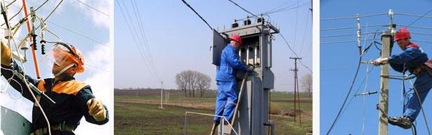 технические мероприятия перед работой на ВЛ и КТП