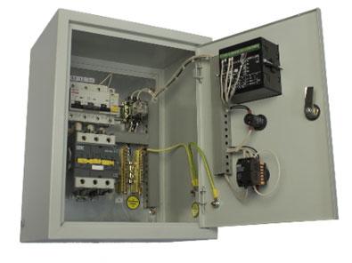шкаф управления индукционным котлом