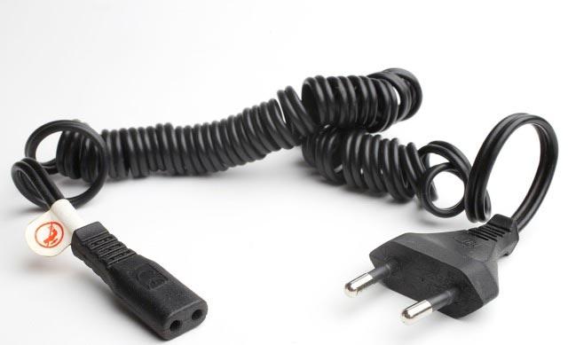 провод от электробритвы под щупы