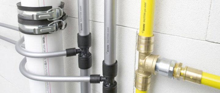 правильное подсоединение внутрипольного конвектора от системы отопления