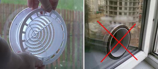 Как правильно установить мобильный кондиционер - 5 ошибок. Как вывести гофру в пластиковое окно.