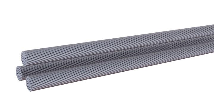 алюминиевые жилы кабеля СПЭ