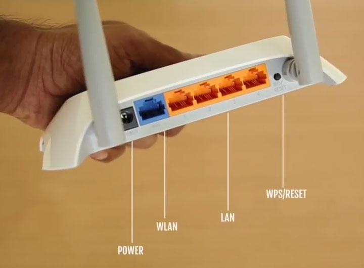 что означает WPS на Wifi роутере