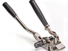 Инструмент для бандажной ленты с храповым механизмом — обзор, цена