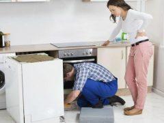 Как подключить посудомоечную машину к инженерным коммуникациям