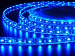 Как подключить светодиодную ленту — 3 ошибки, схема и правила для лент 12-24 Вольт