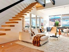 Ограждение для лестниц: варианты создания красивого и безопасного интерьера
