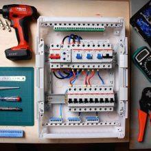 Сборка электрощитка своими руками 220в в квартире – порядок работ