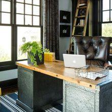 Столешница для письменного стола: как выбрать удобное и функциональное изделие