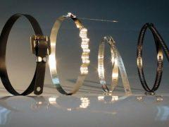 Стяжка кабельная стальная — 5 видов, характеристики, размеры, СКС, СКСП. Инструмент для стяжек.