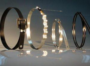 Стяжка кабельная стальная – 5 видов, характеристики, размеры, СКС, СКСП. Инструмент для стяжек.