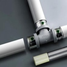 Фитинги для пластиковых труб: разнообразие конструктивных элементов