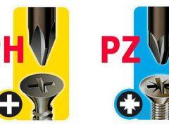 3 отличия бит pz от ph — как правильно выбрать отвертку электрика pz fl и ph sl под автоматы.