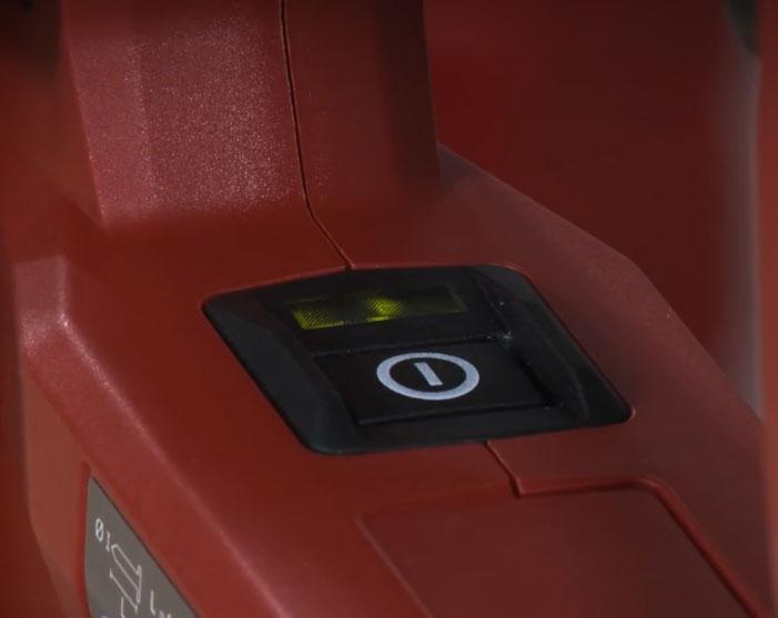 кнопка включения пистолета монтажного аккумуляторного