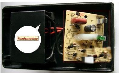 внутреннее устройство экономителя Saving Box