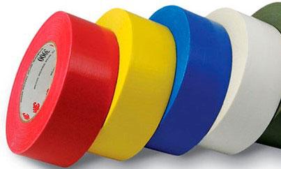 изолента разноцветная