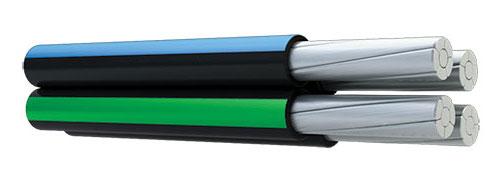 цветовая маркировка провода СИП 4