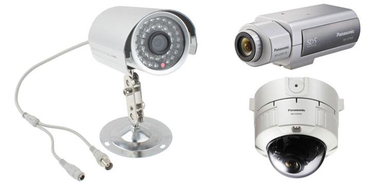 аналоговые видеокамеры на улицу