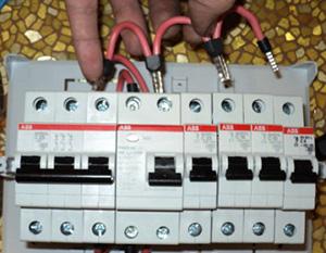 подключение автомата наконечниками НШВИ (2)