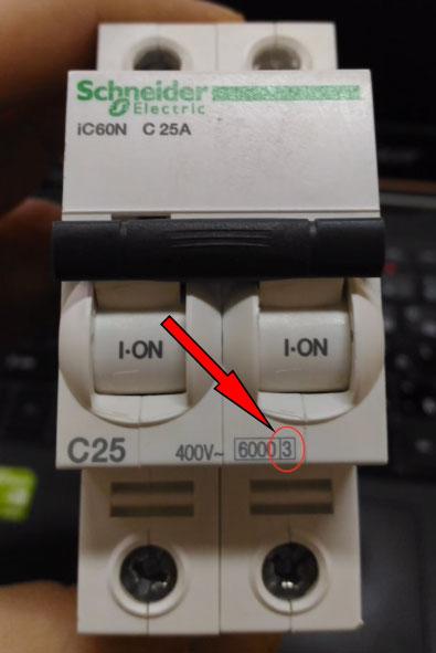 класс токоограничения на автоматах в щитовую