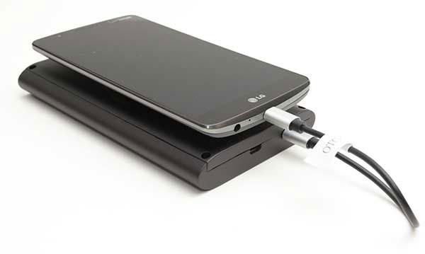 присоединение смартфона к сканеру walabot