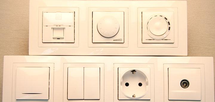 клеммы для подключения фазы в выключателей шнайдер Электрик