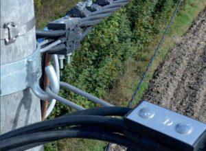 Натяжение СИП провода и расчет стрелы провеса – 2 способа монтажа ВЛИ и ВЛЗ. Монтажные таблицы для СИП 3,4.