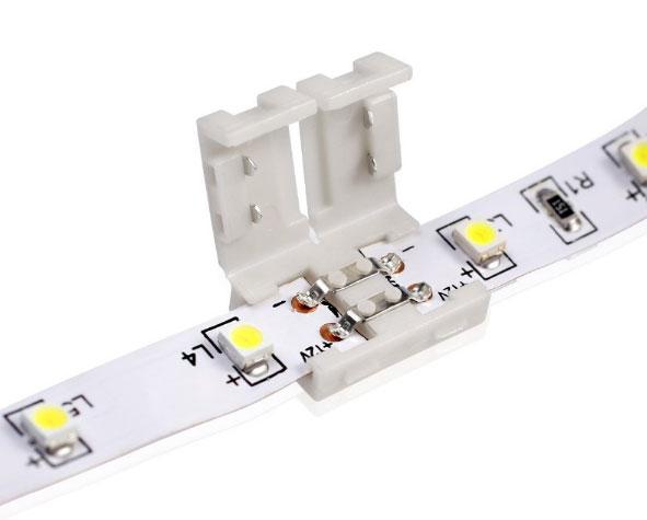 коннекторы для соединения кусков светодиодной ленты