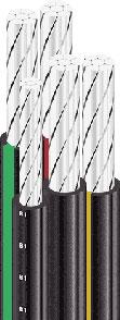 цифровая маркировка провода СИП