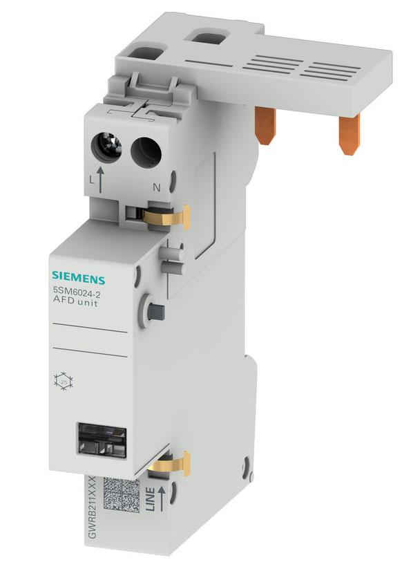 Siemens AFD защита от дуги и искрения