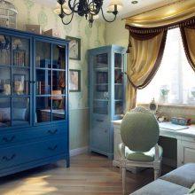 Книжный шкаф со стеклянными дверцами: надежное хранилище литературных сокровищ