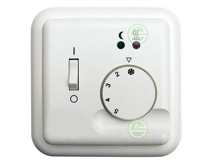 механический терморегулятор теплых полов