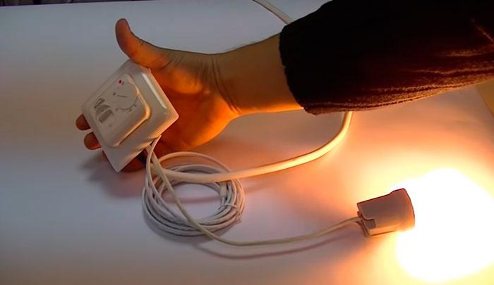как проверить термостат теплого пола своими руками