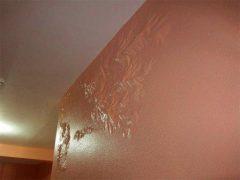 Дефекты окраски поверхностей и способы их устранения