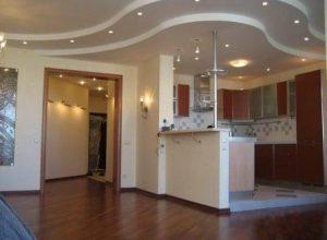 Ремонт квартиры под ключ — ремонт в удовольствие