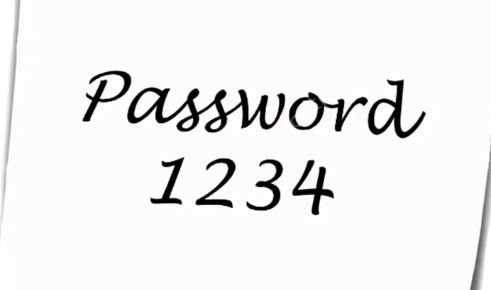 элементарные пароли