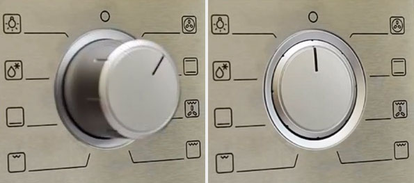 крутилки для управления в духовке
