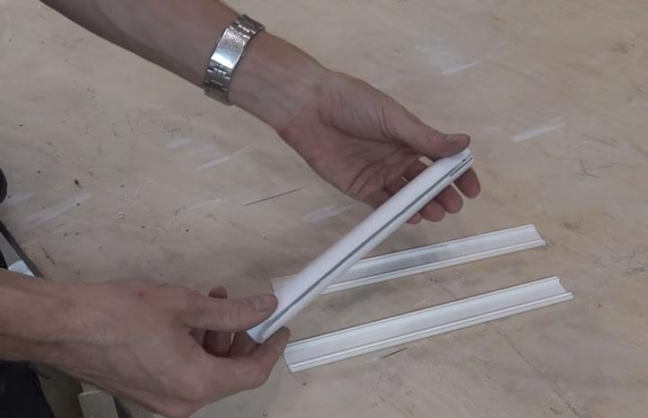 пластиковый канал и полипропиленовая трубка для многоразового фильтр мешка керхер