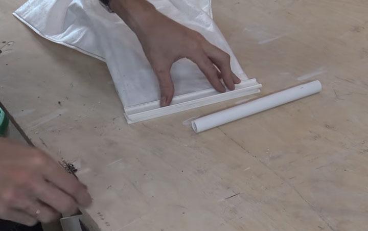 изготовление многоразового мешка для мусора строительного пылесоса