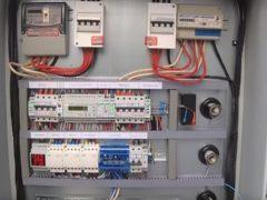 3 схемы автоматического ввода резерва для дома. Ввод 1 — Ввод 2 — Генератор.