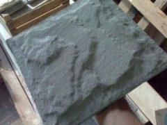 Создание силиконовой формы для бетонной плитки. Видео