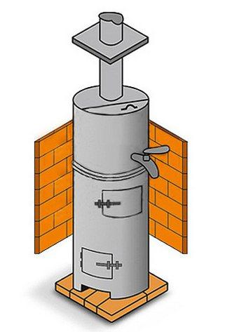 Как сварить бак для воды из нержавейки, алюминия или черного металла