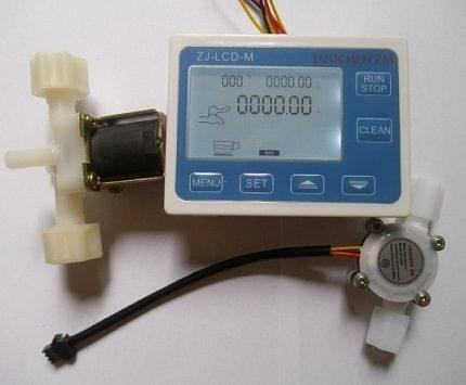 Правила установки электромагнитных счетчиков воды