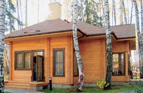 Проекты жилой бани позволяют подобрать строение на любой вкус.