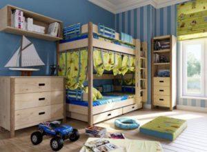 100 лучших идей дизайна детской комнаты