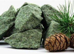 Камни для бани: жадеит, его свойства, в том числе лечебные, применение в бане — плитка, наполнитель для каменки.