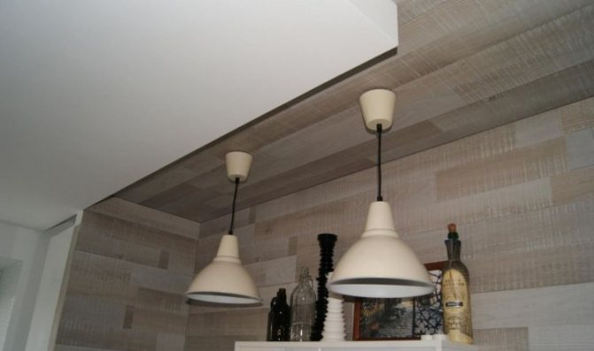 Ламинат на стене - креативные варианты оформления и монтаж ламината