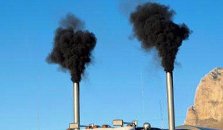 дымовых трубах будет скапливаться много сажи