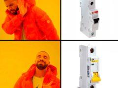 Автомат в электрощиток — дешевый лучше дорогого, или какой выбрать?