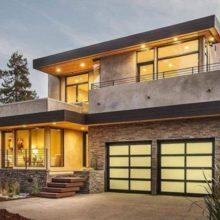 Круглый дом: как построить своими руками, строения полукруглой формы, планы и чертежи